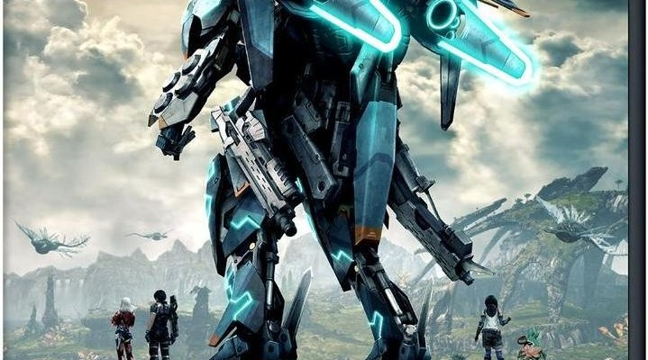 1502-08 Xenoblade Chronicles X boxart
