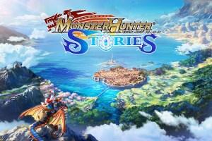1504-12 Monster Hunter Stories 3DS 001
