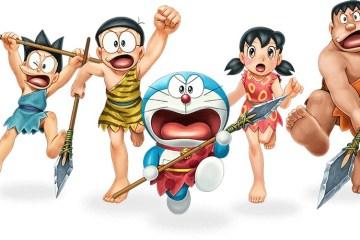 Doraemon Nobita and the Birth of Japan 3DS