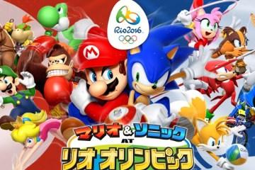 1512-28 Mario & Sonic Juegos Olimpicos Rio 2016 1