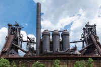 The Carrie Furnace is a star