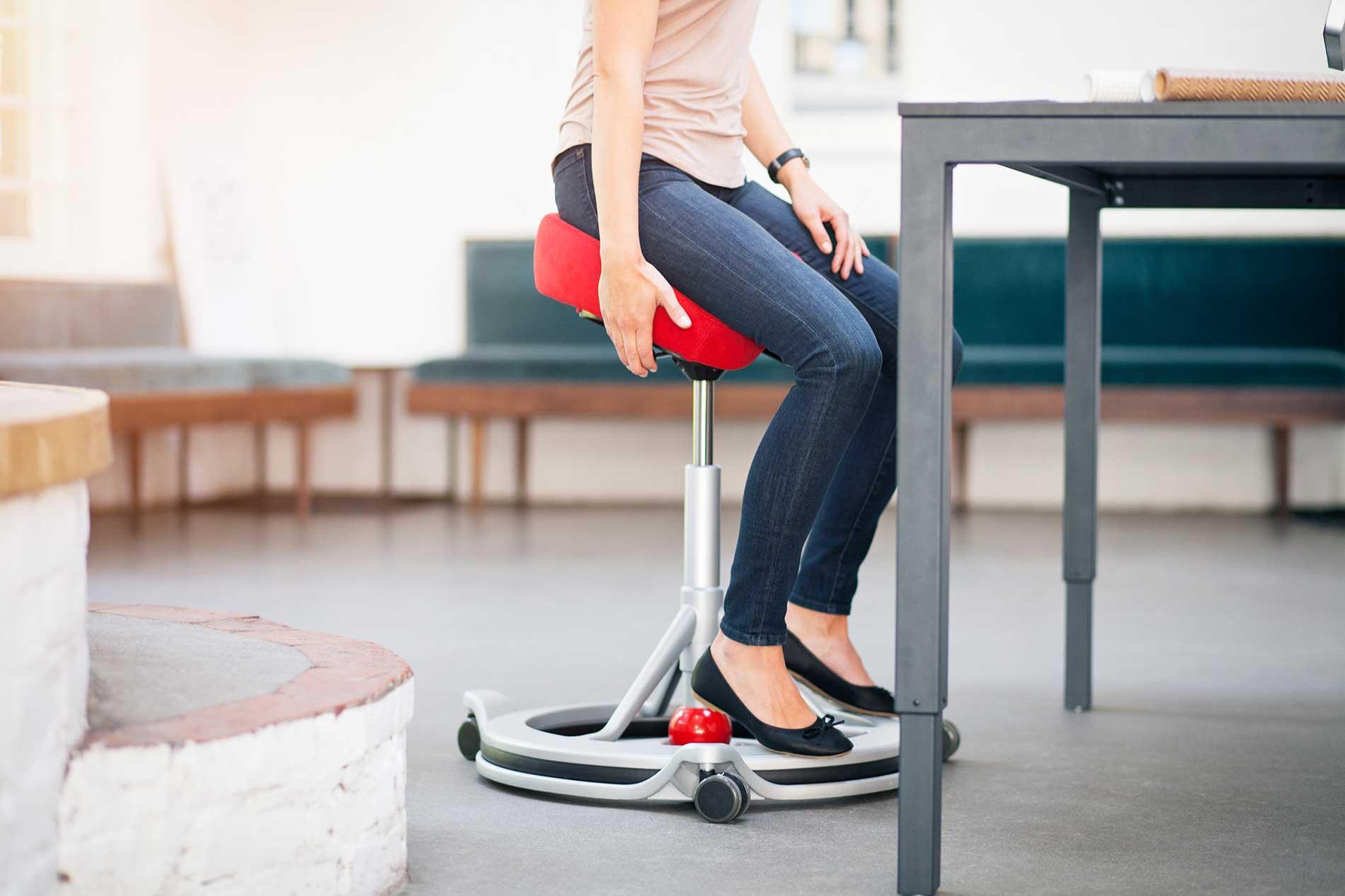 Back App Chair 20 The Ergonomic Saddle Stool That