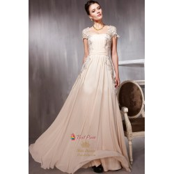 Glancing A Wedding Pale Pink Dress Long Pale Pink Prom Dresses Lace Cap Pink Evening Dressuk 2018 Pale Pink Dresses Next Prom Dresses Pale Pink Dresses Bell Sleeves