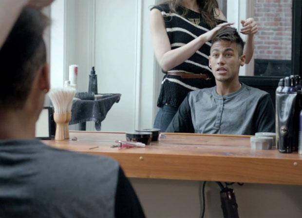 Falling Hair Haircut Wallpaper Neymar Hairstyle And Haircut