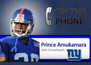 Prince Amukamara Interview