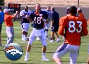 Peyton Manning Dances