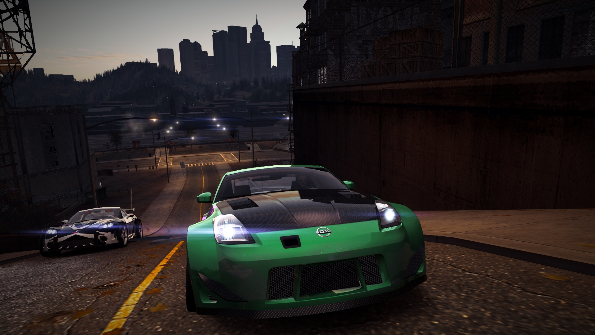 Police Car Chase Wallpaper Need For Speed World Traffic Most Wanted Hot Pursuit