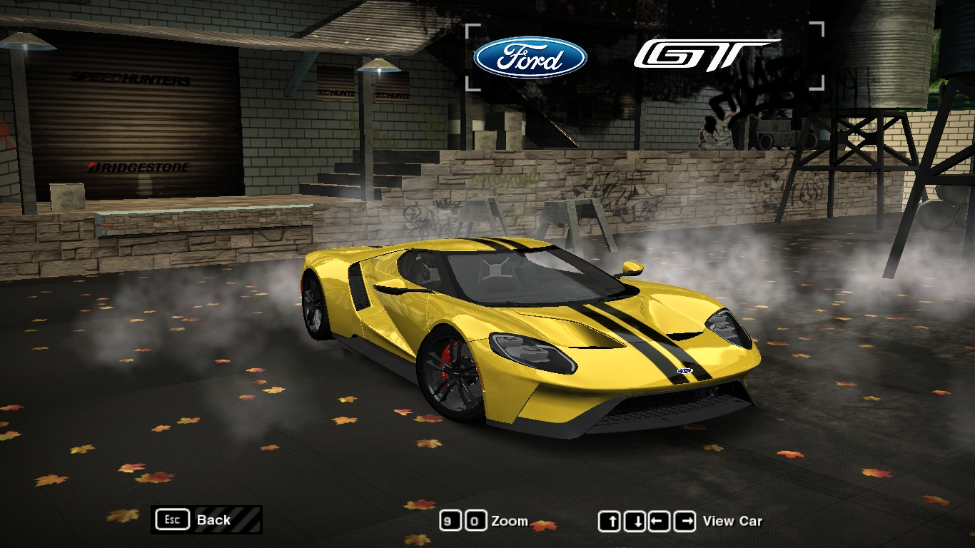 Forza 7 Car Wallpaper Need For Speed Most Wanted Ford Gt 17 Nfscars