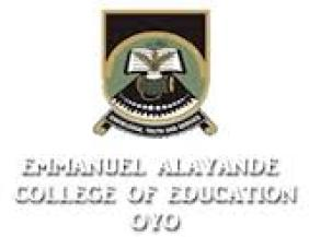 Emmanuel Alayande College of Education IJMB Admission Form Is Out – 2016/17