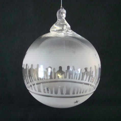 Annual Ornament for Christmas  Holidays League of NH Craftsmen