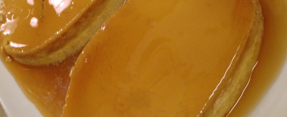 Leche Flan Recipe by Nhick