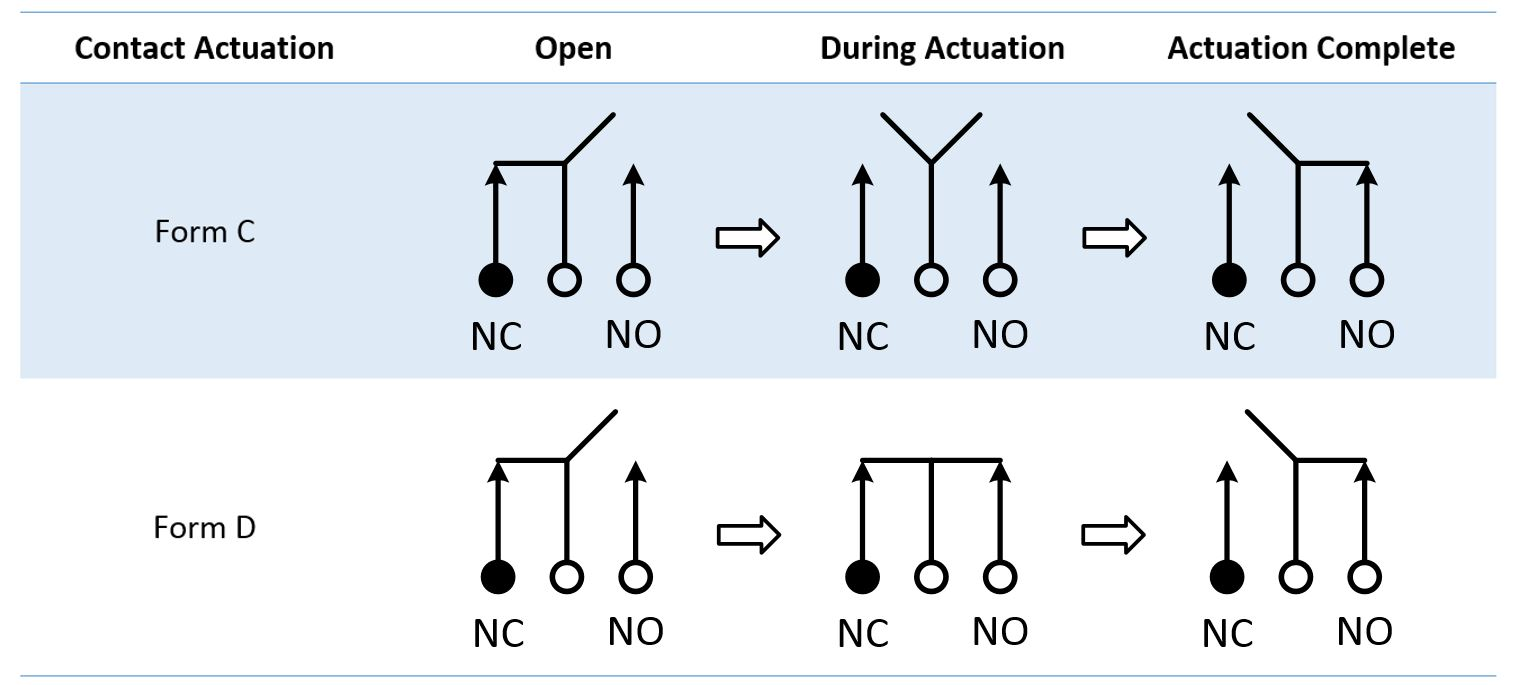 relay wiring diagram 6 pole
