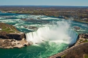 Legend Of The Fall Tour Wallpaper The Real Maid Of The Mist Niagara S Famous Legend