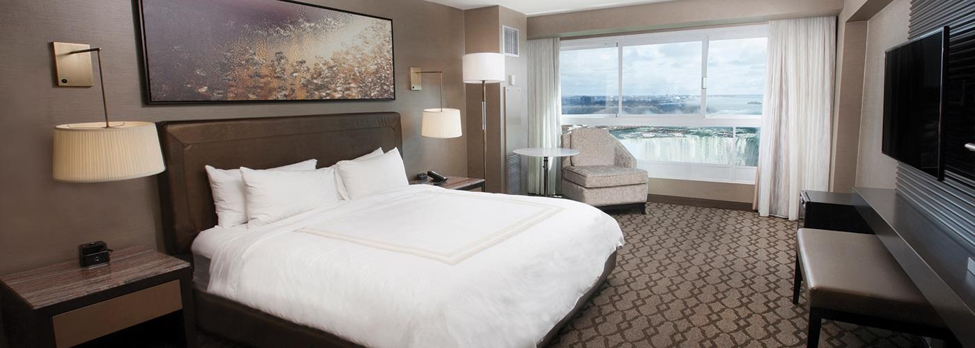 Niagara Falls Hotel Guest Rooms Marriott Niagara Falls Hotel