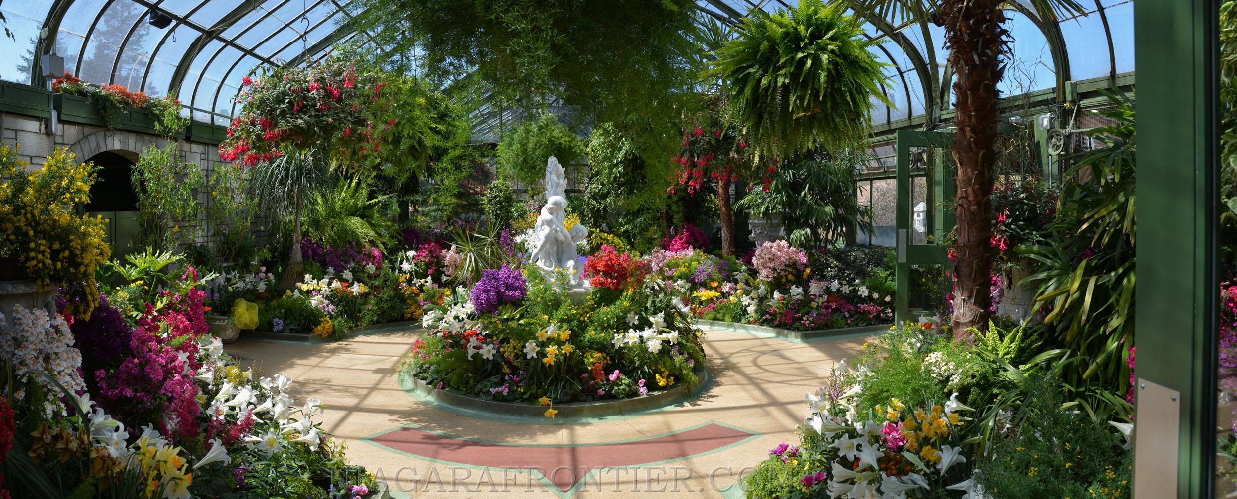 Niagara Falls Hd 1080p Wallpapers Niagara Falls Floral Showhouse Greenhouse