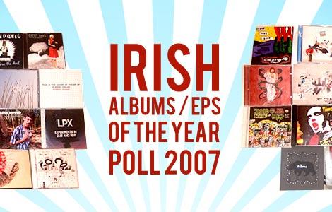Vote Irish albums EPS