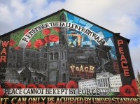Belfast Black Taxi Tours - NI Black Taxi Tours.