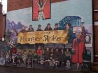 Belfast Mural Tours - NI Black Taxi Tours.