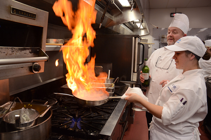 NIC launches free Prep Cook program in Campbell River North Island