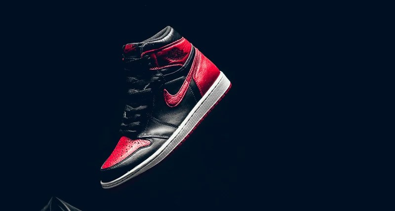 Black And White And Red Wallpaper Air Jordan 1 Quot Banned Quot Another Look Nice Kicks