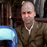 Tattoos, Tweed & a Kilt in Broadway Market