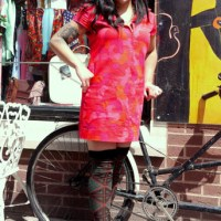 Street Style & Shopping Galore at Pink Pigeon Vintage