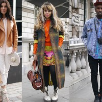 Street Style: London Fashion Week Autumn/Winter 2012