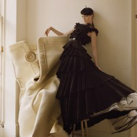 V&A Museum Opens Fashion Gallery With Ballgown Extravaganza