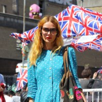 Street Style: Willow Laybourne at Old Truman Brewery