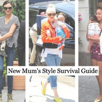 New Mum's Style Survival Guide