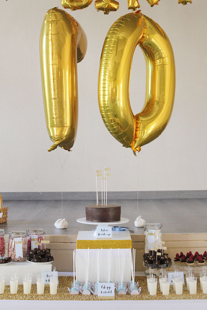 Nice Party fiesta 70 cumpleaños