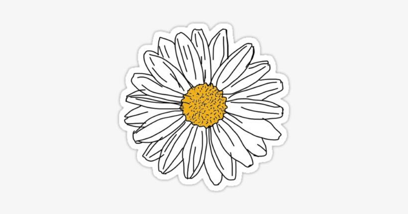 Daisy By 201195 Tumblr Stickers, Cute Stickers, Printable - Daisy