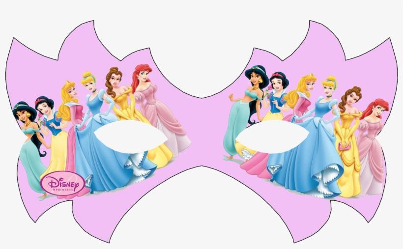 Disney Princess Free Printable Mask - Disney Princess - Follow Your
