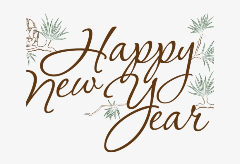 Happy New Year Png Transparent Images - New Year 2018 Frames