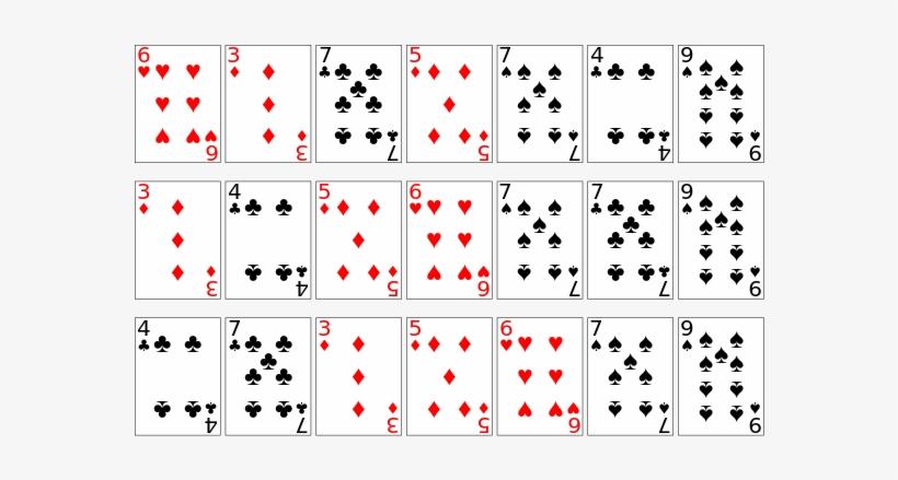 printable deck of cards - Pinarkubkireklamowe