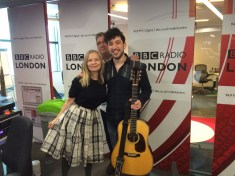 Nick Stephenson + Jo Good - BBC Radio London