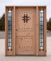 home entrance door rustic entry door. rustic doors with ...