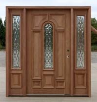 Wide Door & Wide Cherry Door