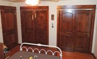 Rustic Doors | Rustic Interior Knotty Alder Doors