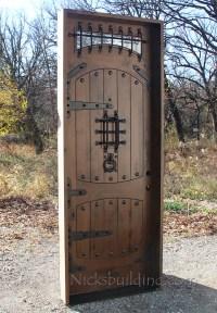 Alder Doors | Rustic Exterior & Arch Top Doors
