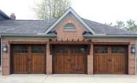 Wood Garage Doors   Wooden Overhead Door   Paint Grade ...
