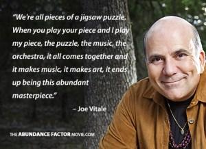 Joe Vitale - The Abundance Factor
