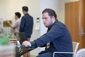 Nick Throlson Laptop