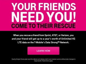 Save your friends move to t mobile