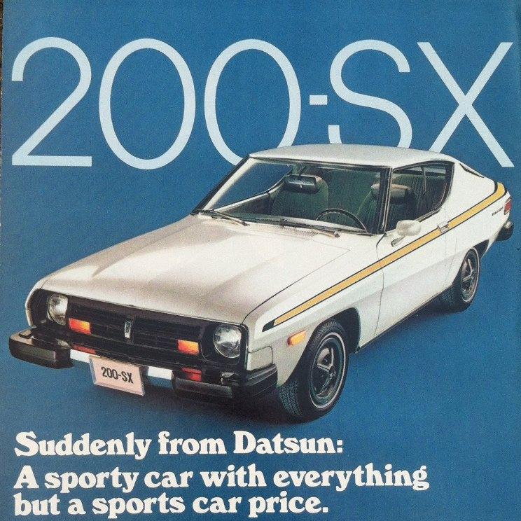 Datsun 200SX Wiring Diagrams - 1977 to 1982
