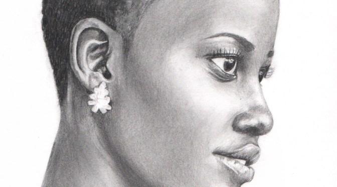 Lupita Nyong'o 11x14