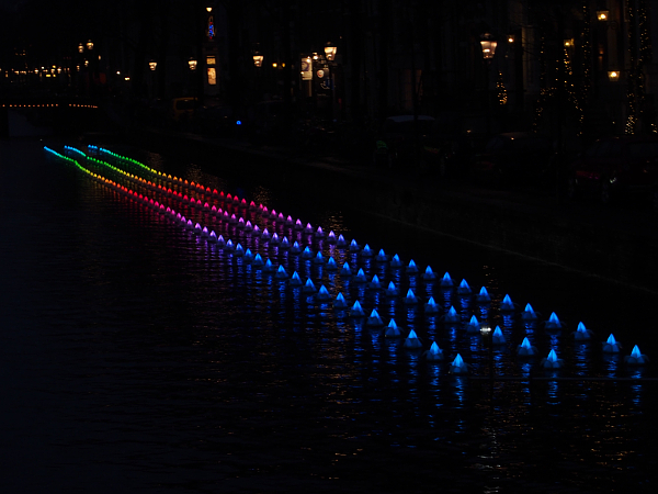 hemera lighting. Light Art Synesthetic Installation By Aether And Hemera Lighting