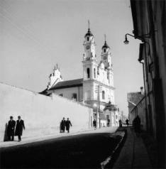 Vytautas Augustinas. Misionierių bažnyčia, 1939 m.
