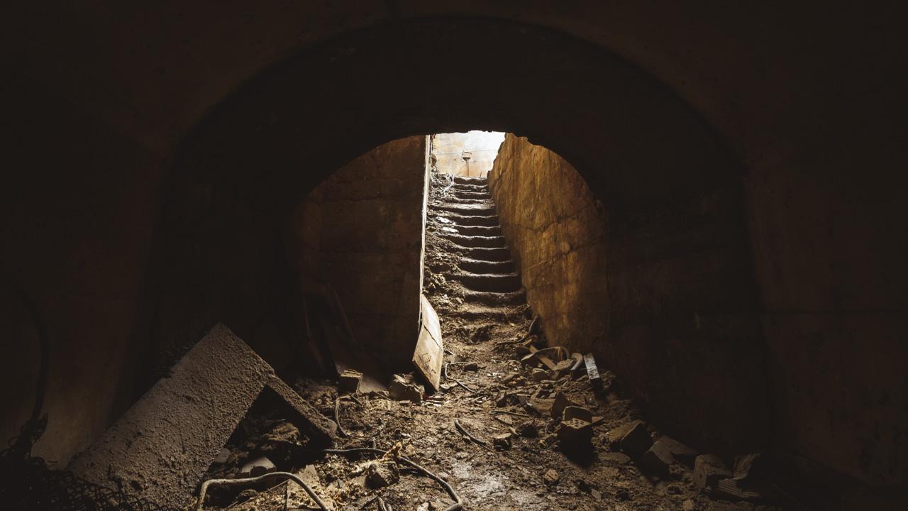 Faneros cechas ir tunelis po Liepų gatve