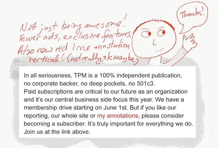 Talking Points Memo doubled its subscribers in a year \u2014 now it\u0027s